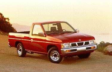 Most Fuel Efficient Trucks of 1995 - 1995 Nissan Regular Cab
