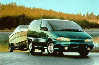 Most Fuel Efficient Van/Minivans of 1995 - 1995 Pontiac Trans Sport