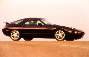 Highest Horsepower Coupes of 1995 - 1995 Porsche 928