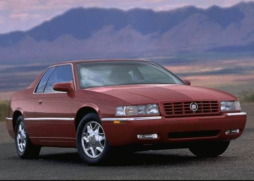 Highest Horsepower Luxury Vehicles of 1996 - 1996 Cadillac Eldorado