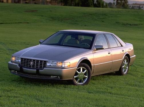 Highest Horsepower Luxury Vehicles of 1996 - 1996 Cadillac Seville