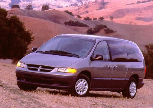 Most Popular Van/Minivans of 1996 - 1996 Dodge Grand Caravan Passenger