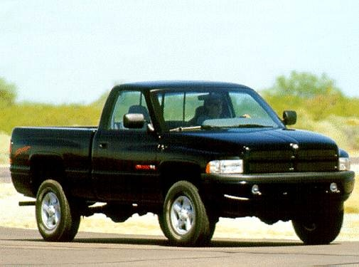 Most Popular Trucks of 1996 - 1996 Dodge Ram 1500 Regular Cab