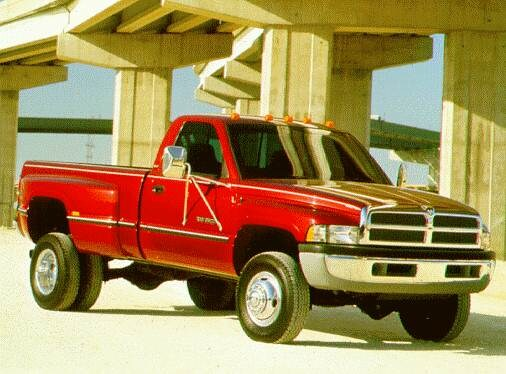 Most Popular Trucks of 1996