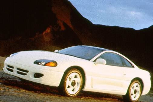 Highest Horsepower Hatchbacks of 1996 - 1996 Dodge Stealth