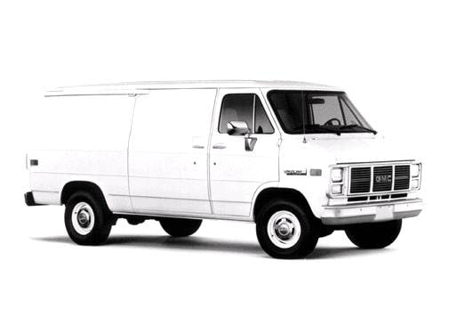 Top Consumer Rated Van/Minivans of 1996 - 1996 GMC Vandura G3500