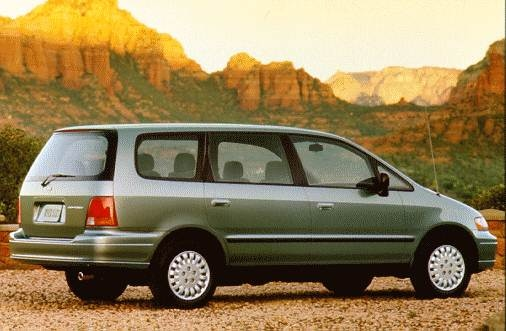 Top Consumer Rated Van/Minivans of 1996 - 1996 Honda Odyssey