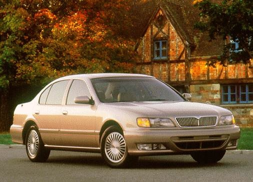 Top Consumer Rated Luxury Vehicles of 1996 - 1996 INFINITI I