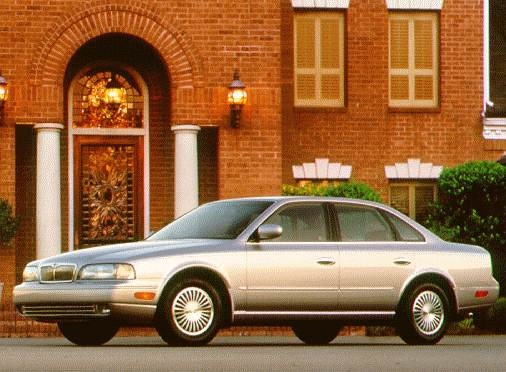 Highest Horsepower Luxury Vehicles of 1996 - 1996 INFINITI Q