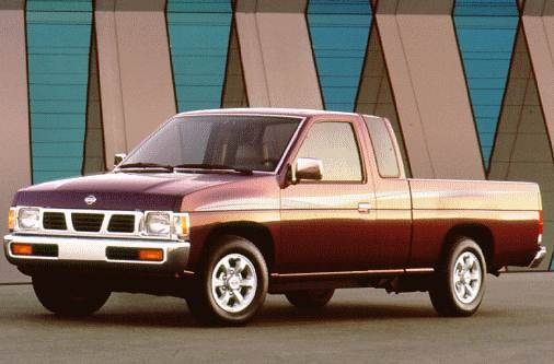 Most Fuel Efficient Trucks of 1996 - 1996 Nissan King Cab