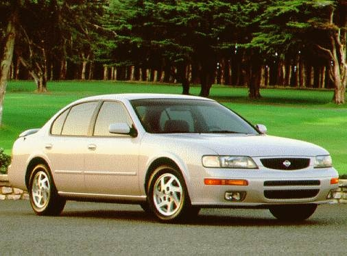 Most Popular Sedans of 1996 - 1996 Nissan Maxima