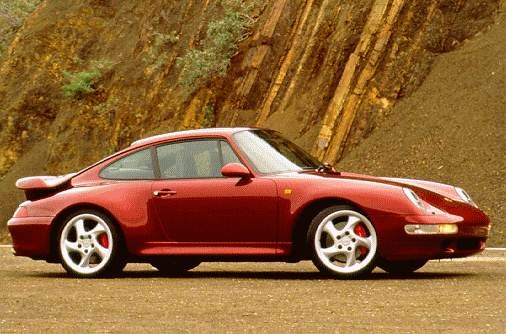 Highest Horsepower Luxury Vehicles of 1996 - 1996 Porsche 911