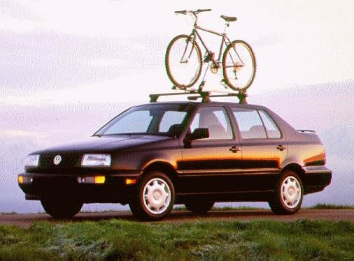 Most Fuel Efficient Sedans of 1996 - 1996 Volkswagen Jetta