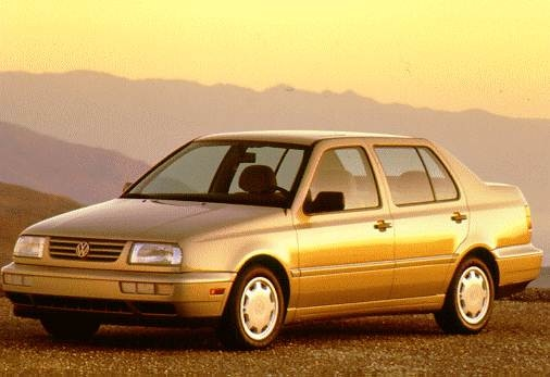 Most Fuel Efficient Sedans of 1996 - 1996 Volkswagen Passat