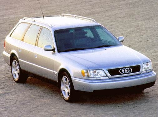 Highest Horsepower Wagons of 1997 - 1997 Audi A6