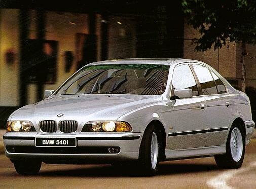 Highest Horsepower Sedans of 1997 - 1997 BMW 5 Series