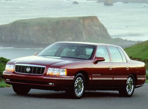 Highest Horsepower Sedans of 1997 - 1997 Cadillac DeVille