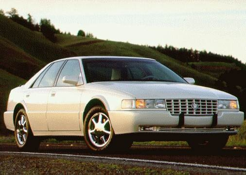 Highest Horsepower Sedans of 1997 - 1997 Cadillac Seville