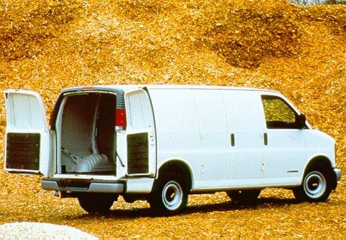 Highest Horsepower Van/Minivans of 1997 - 1997 Chevrolet G-Series 3500