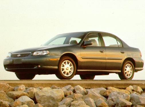 Most Popular Sedans of 1997 - 1997 Chevrolet Malibu