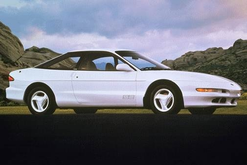 Most Popular Hatchbacks of 1997 - 1997 Ford Probe