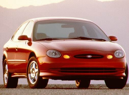 Most Popular Sedans of 1997 - 1997 Ford Taurus