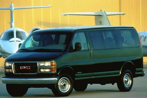 Highest Horsepower Van/Minivans of 1997 - 1997 GMC Savana 2500 Passenger