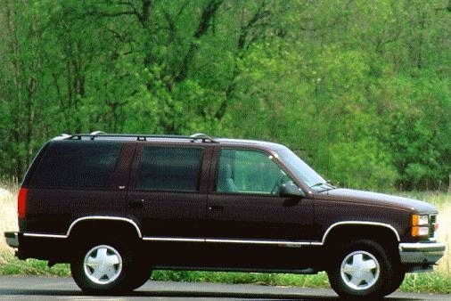 Highest Horsepower SUVS of 1997 - 1997 GMC Yukon