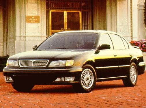 Top Consumer Rated Luxury Vehicles of 1997 - 1997 INFINITI I