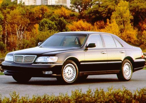 Top Consumer Rated Luxury Vehicles of 1997 - 1997 INFINITI Q