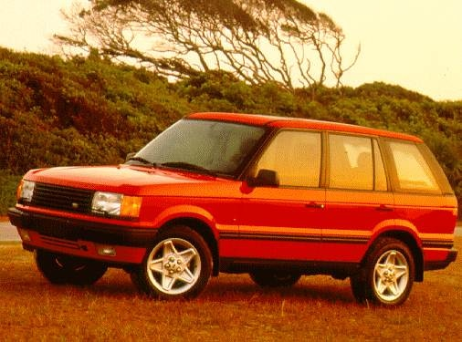 Highest Horsepower SUVS of 1997 - 1997 Land Rover Range Rover