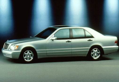 Highest Horsepower Sedans of 1997 - 1997 Mercedes-Benz S-Class