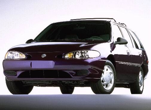Most Fuel Efficient Wagons of 1997 - 1997 Mercury Tracer