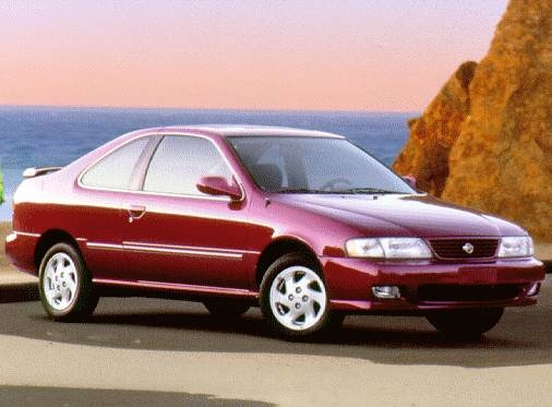 Most Fuel Efficient Coupes of 1997 - 1997 Nissan 200SX