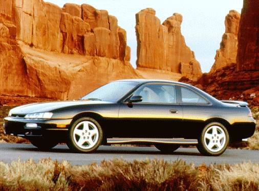 Top Consumer Rated Coupes of 1997 - 1997 Nissan 240SX