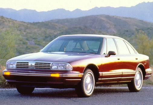 Top Consumer Rated Sedans of 1997