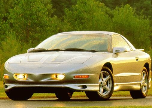 Most Popular Hatchbacks of 1997 - 1997 Pontiac Firebird