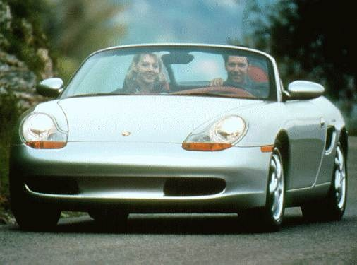 Most Fuel Efficient Convertibles of 1997 - 1997 Porsche Boxster
