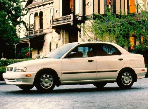 Most Fuel Efficient Sedans of 1997