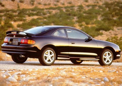 Most Popular Hatchbacks of 1997 - 1997 Toyota Celica