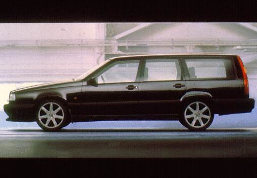 Highest Horsepower Wagons of 1997 - 1997 Volvo 850