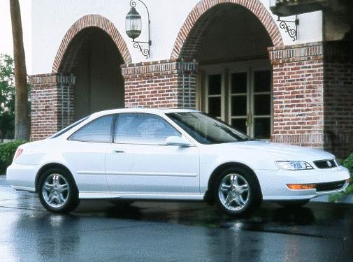 Most Fuel Efficient Luxury Vehicles of 1998 - 1998 Acura CL
