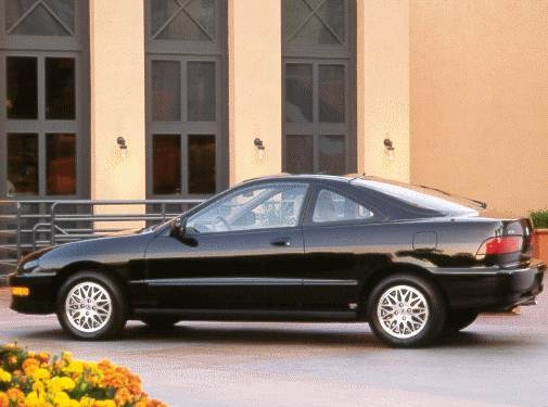 Most Popular Luxury Vehicles of 1998 - 1998 Acura Integra