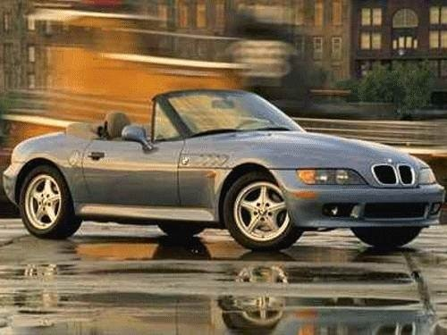 Most Fuel Efficient Convertibles of 1998 - 1998 BMW Z3