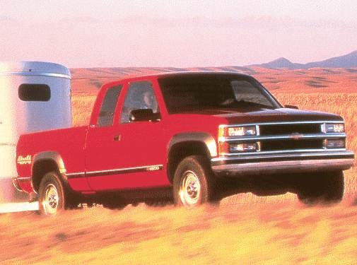 Highest Horsepower Trucks of 1998 - 1998 Chevrolet 2500 HD Extended Cab