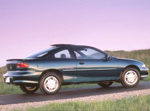 Most Fuel Efficient Hatchbacks of 1998 - 1998 Chevrolet Cavalier