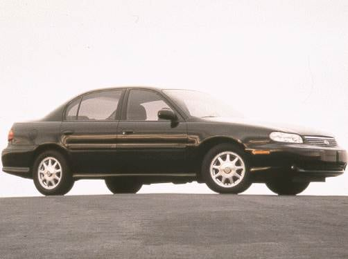 Most Popular Sedans of 1998 - 1998 Chevrolet Malibu