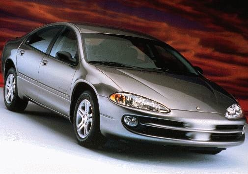 Most Popular Sedans of 1998 - 1998 Dodge Intrepid