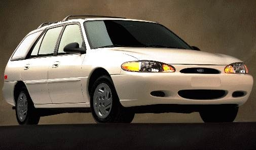 Most Popular Wagons of 1998 - 1998 Ford Escort