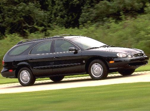 Most Popular Wagons of 1998 - 1998 Ford Taurus